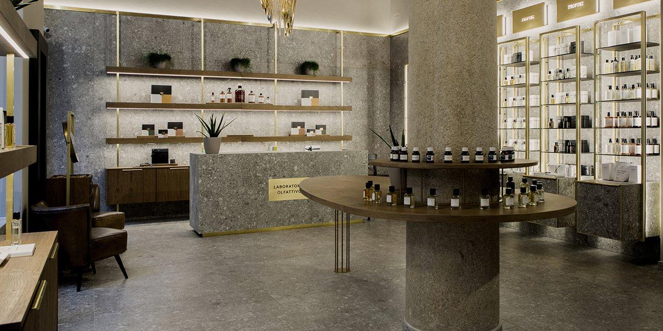 Laboratorio Olfattivo | Flagship Store